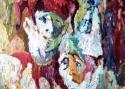 Адаменко О.П. «Цирк». Холст, масло, 60х80