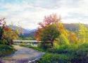 Адаменко О.П. «Осень». Холст, масло, 40х60