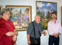 Выставка ТСХР «Чувство, застывшее в цвете» (А.Отрошко) в Сочи