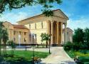 Фомин А.Ю. «Художественный музей». Холст, масло, 50х70, 2005 год