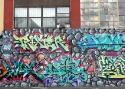 Граффити в Нью-Йорке