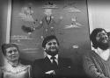История ТСХР: Наталия Цыгикало с художниками в зале «На Каширке»