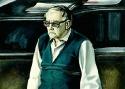 История ТСХР: Т.Салахов «Портрет композитора Д.Д.Шостаковича»