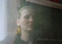 Манжелей В.Ю. «Отражение» (портрет)