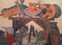 Паршков А.А. «Натюрморт с колодцем». Холст, масло, 84х103, 2003 год