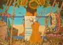 Паршков А.А. «Лето». Холст, масло, 150х130, 2006 год