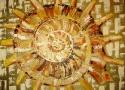 Власенко Е.В. «В золотом лабиринте». Холст, масло, 60х70, 2007 год