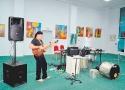 Выставка 18-го в 18:00 на 18-м этаже