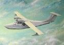 Полина Жебелева «Самолет». Холст, масло, 70х50, 2010 год