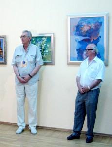 Эдуард Дробицкий на фестивале искусств «Буян-остров» в Сочи