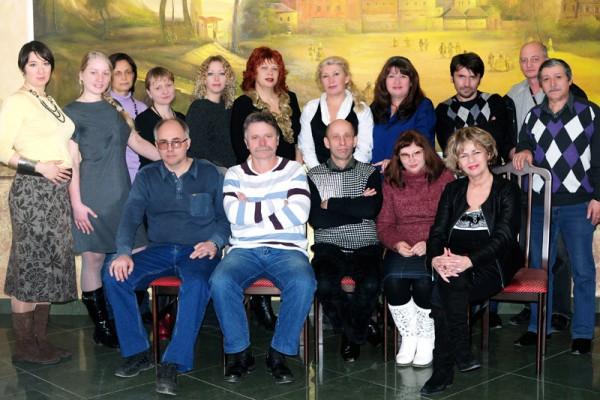 Художники Сочинской организации Творческого союза художников России