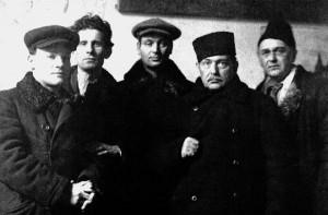 История ТСХР: Нюренберг, Мидлер, Фальк, Нариманов, Рыбников