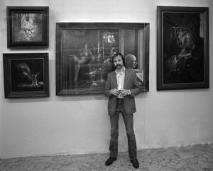 История ТСХР: Константин Худяков на Малой Грузинской