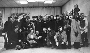 История ТСХР: Наталия Цыгикало и московские художники в выставочном зале «На Каширке»