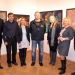 Выставка Александра Чалого вМоскве