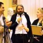 Наталия Цыгикало награждена медалью ТСХР