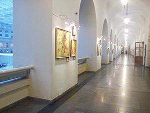 Выставка-продажа в Гостином дворе