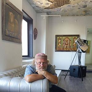 Выставка Павла Николаева в Сочи
