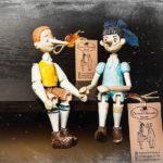 Мастер-класс: создание деревянной куклы